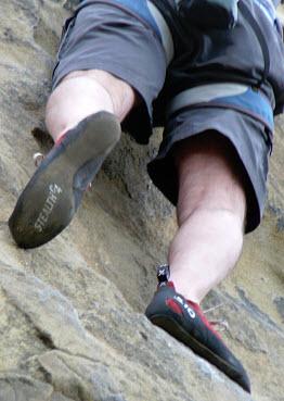 Climbing Shoe Tips