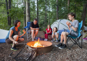 Outdoor camping gadgets